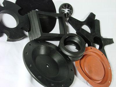 Fábrica y venta de acoples, fuelles y diafractas, fabricados por colada en plástico, caucho, goma y poliluretano a medida por pedido