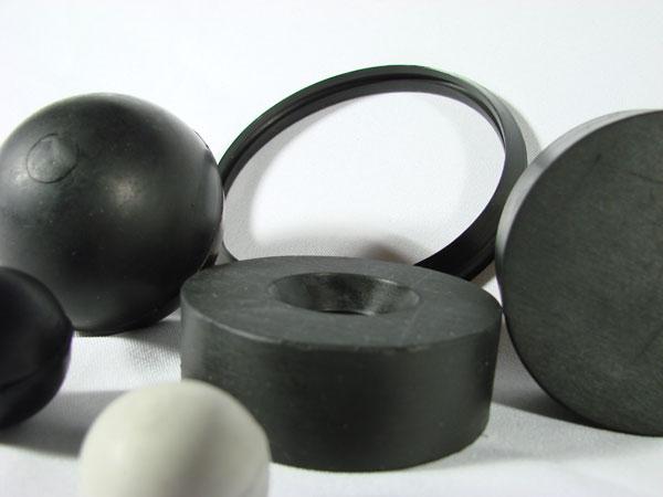 Fabricante de esferas de caucho, tacoas de caucho y retenes de caucho