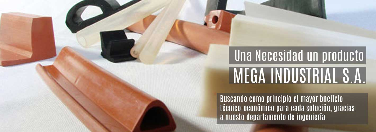 Mega Industrial, Fabricante de piezas de poliuretano a medida