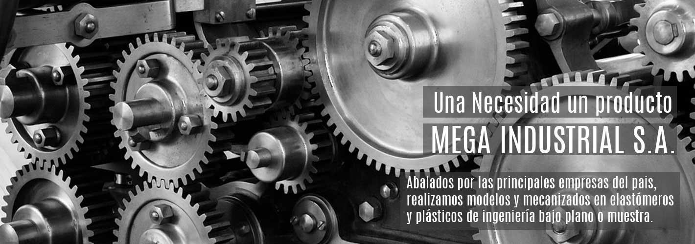 Mega Industrial, Fabricante de piezas de plástico a medida
