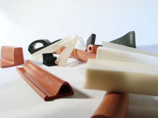 Fabricante de Perfiles de Silicona y Caucho, Burletes de Silicona y Caucho