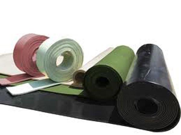 Fabricante de planchas de caucho y goma,  cintas transportadoras de caucho y goma
