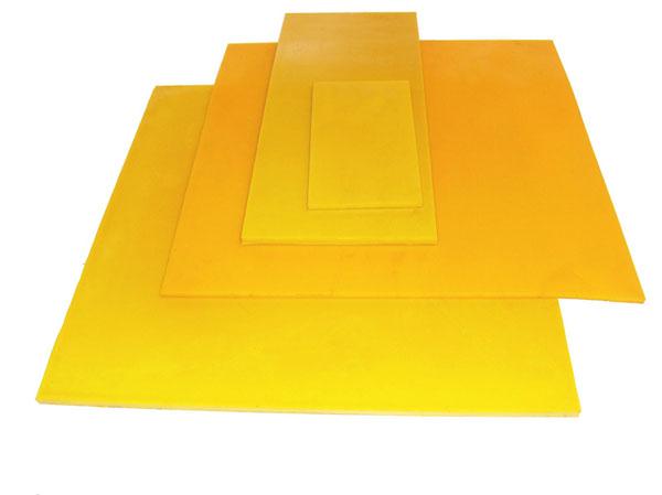 Fabricante de Planchas de Plástico, Poliuretano - Mega Industrial
